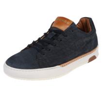 Sneaker 'thomas II Lizard' navy