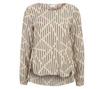 Tunika-Bluse 'Viminimalistic' beige