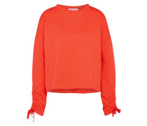 Sweatshirt 'Gramma' rot