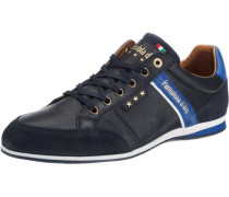 Roma Uomo LOW Sneakers Low blau
