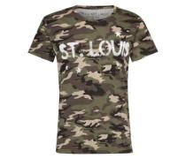 T-Shirt 'MT St.louis' khaki