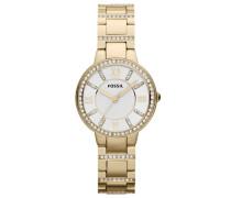 """Armbanduhr """"virginia Es3283"""" gold"""