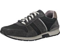 Sneakers grau / dunkelgrau / schwarz