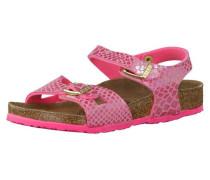Sandale Rio Shiny Snake 1003321 pink