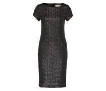 Pailletten-Kleid 'Cecia' schwarz