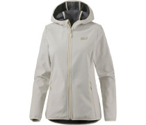 Northern Point Softshelljacke Damen beige