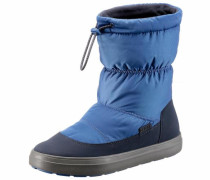 -Stiefel blau / dunkelblau