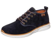 Iso 2 Mid Camping Sneaker Herren blau / kobaltblau / dunkelblau / braun