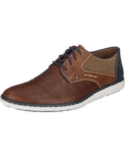 Rieker Herren Freizeit Schuhe braun