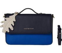 Handtaschen 'modern Crossover' navy / schwarz