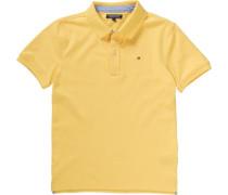 Poloshirt für Jungen gelb