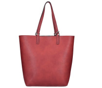 Felicia Shopper Tasche 31 cm rot