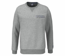 Sweatshirt 'style Athletics Crew FL' grau