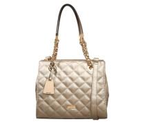 Handtasche 'Clearbook' beige