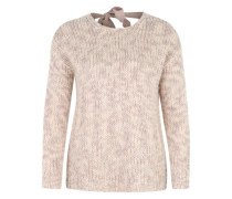'Canza Pullover' beige