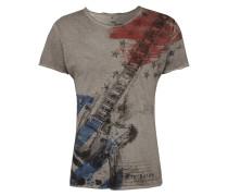 Shirt mischfarben / greige