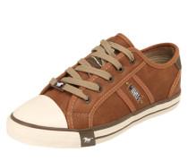 Sneaker Low ocker