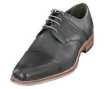 Business Schuhe dunkelgrau