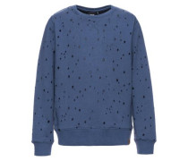 Sweatshirt nitluke blau