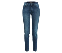 'Pull 80524' Skinny Jeans blue denim