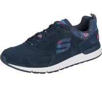 Og 92 Breezy Blomms Sneakers blau