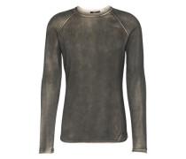 Pullover im Used-Look 'Benett' grau