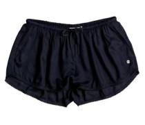 Viskose-Shorts 'Mystic Topaz' anthrazit