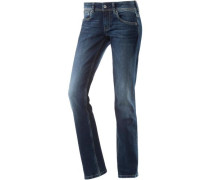 'Saturn' Straight Fit Jeans blue denim