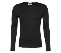 Langarmshirt 'Original' schwarz