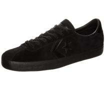 Cons Breakpoint Mono Suede OX Sneaker schwarz