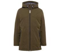Jacket Parka aus Softshell khaki