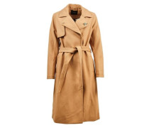 Mantel »Wool Trenchcoat« cognac