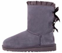Stiefel »Bailey Bow Ruffle« violettblau