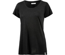 T-Shirt 'Stylo' schwarz