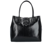Gabriella Handtasche aus Leder 35 cm