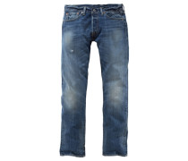 5-Pocket-Jeans »501« blau