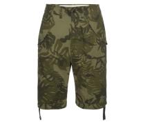 Cargo-Shorts 'Rovic camo DC loose 1/2' khaki
