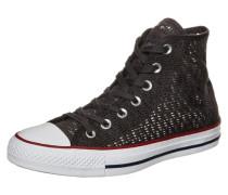 Chuck Taylor All Star Crochet High Sneaker Damen schwarz