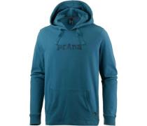 Sweatshirt 'Setu' dunkelblau / petrol