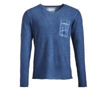 Pullover 'nathan' blau