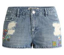 Shorts 'NMBobby' blau
