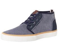Lässige Sneaker blau