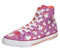 Sneaker 'Chuck Taylor All Star High' pink