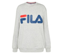 Classic Logo Sweater graumeliert