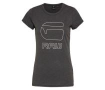 sportliches Shirt 'Cirst' schwarz