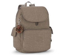 'Basic City Pack L B 17' Rucksack 35 cm braun