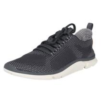 Sneaker 'Triken Run' hellgrau / dunkelgrau