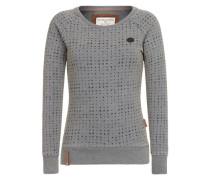 Female Sweatshirt 'Katsumoto' grau