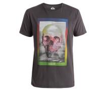 T-Shirt »Skully Acid« anthrazit