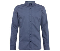 Shirt / Blouse dezent gemustertes Hemd